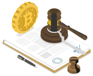 Legal Bitcoin Gambling