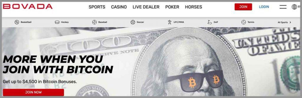 Bovada Casino REview