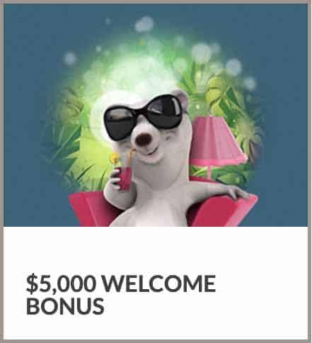 SlotslV welcome casino bonus